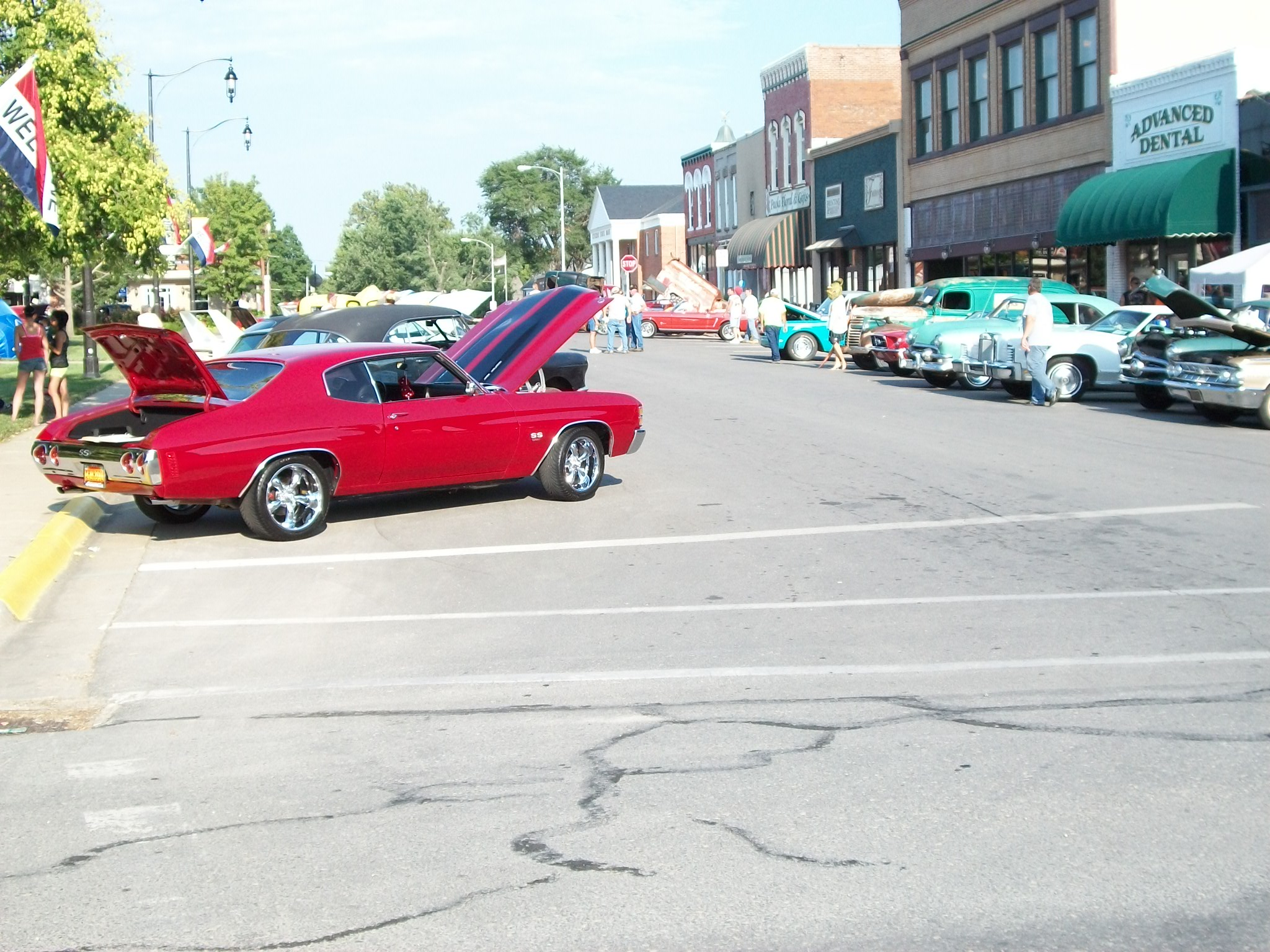 2011 Paola Heartland Car Show 003