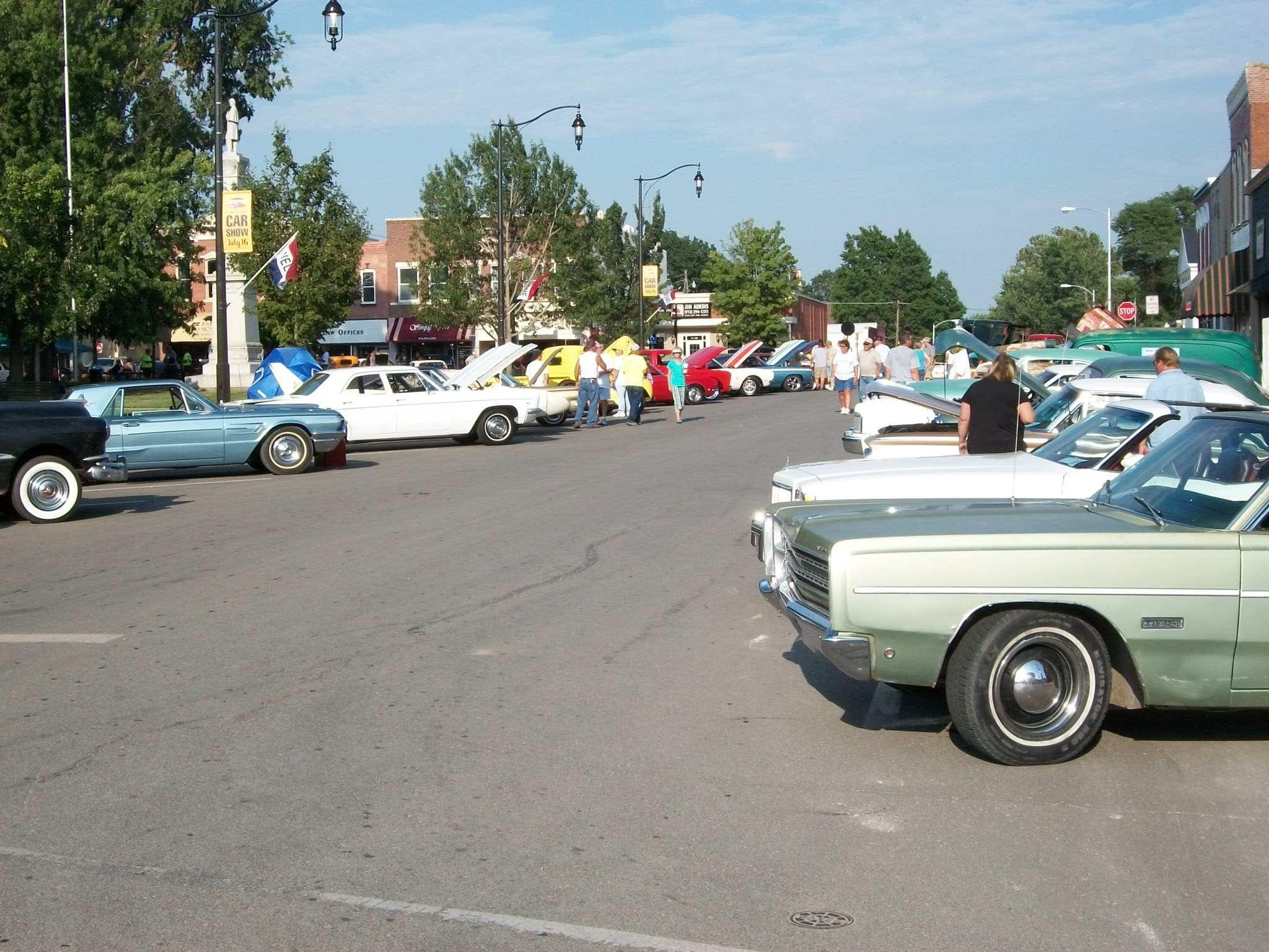 2011 Paola Heartland Car Show 004