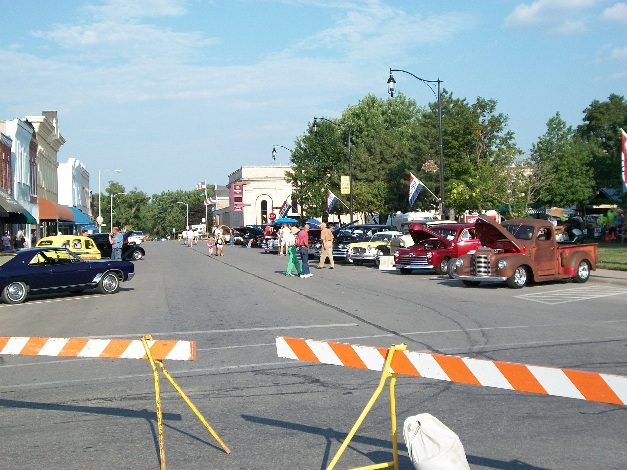 2011 Paola Heartland Car Show 008