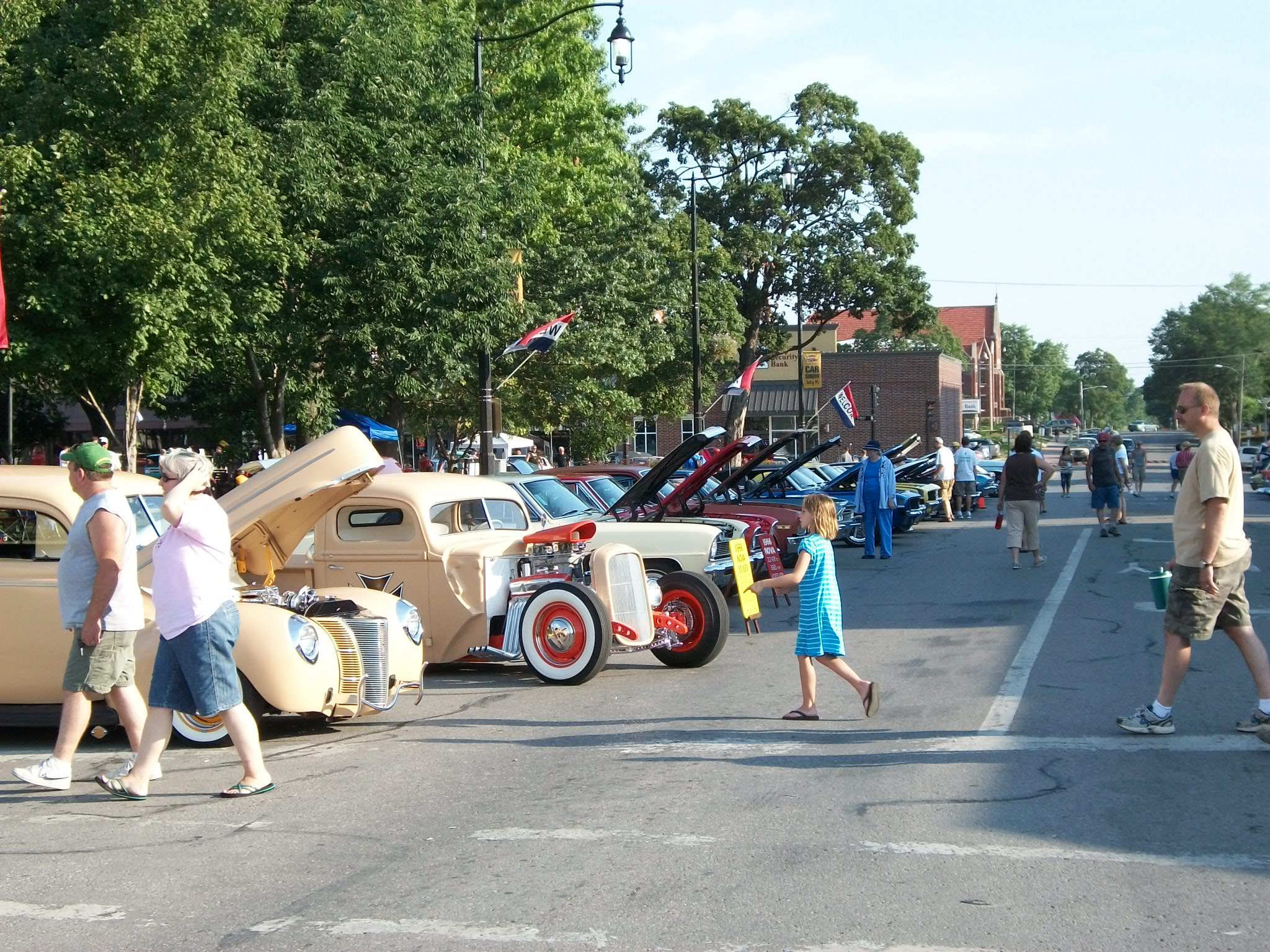 2011 Paola Heartland Car Show 009