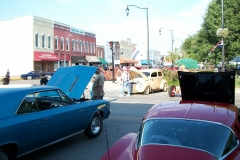 2011 Paola Heartland Car Show 007