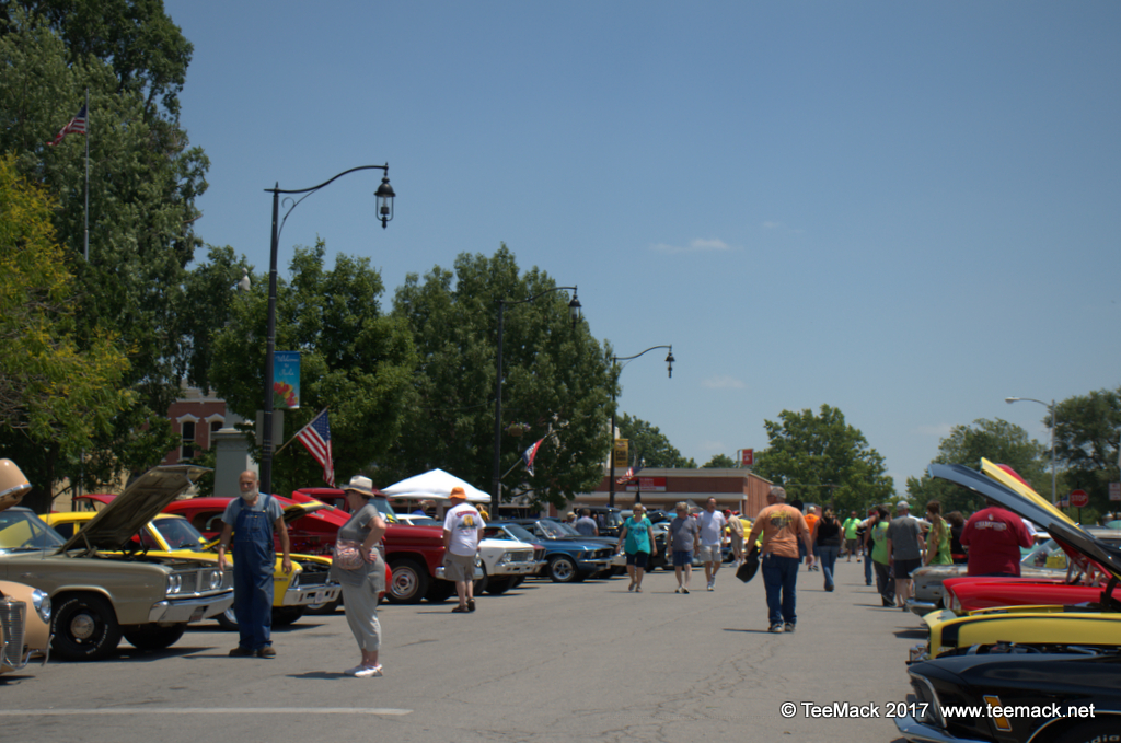 2017 Paola Heartland Car Show-033