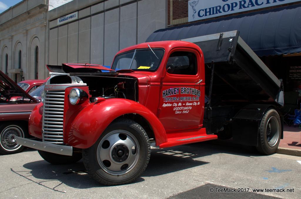 1940 Chevrolet Dump Truck