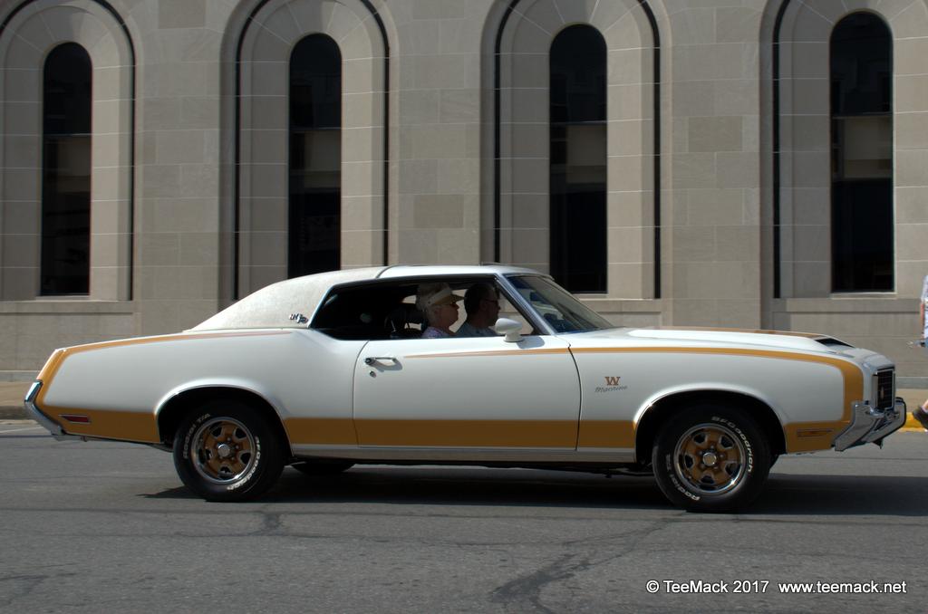 1972 Oldsmobile Hurst 442