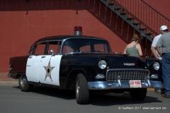 1955 Chevrolet Police Car